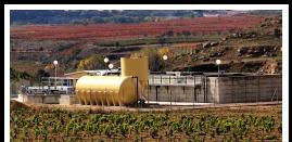 Especialistas en depuración de agua residual de bodegas