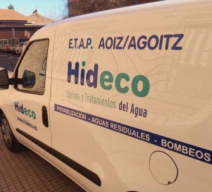Noticias : ETAP de Aoiz (Navarra)