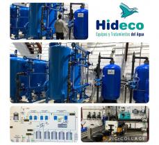 Tratamiento de agua potable en Bodegas Vicente Gandía Pla -Chiva