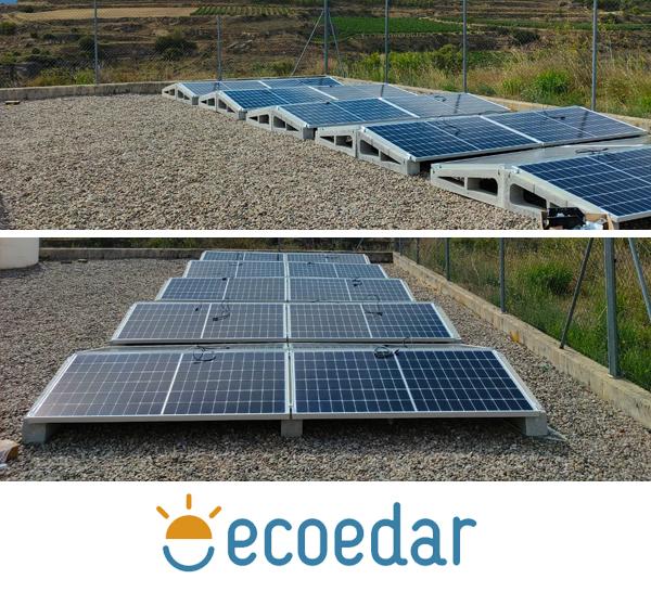 Construcción del Prototipo del proyecto de I+D ECOEDAR