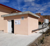 Depuradora de agua residual industrial en Bodega Nuestra Señora de Vico