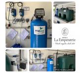 Estación de tratamiento de agua potable E.T.A.P. Finca La Emperatriz