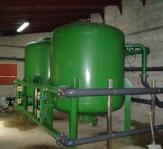 Estación de tratamiento de agua potable para Aizarotz