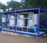 Filtración en carbón activo
