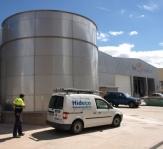 Estación depuradora de agua residual para Langus Seafood