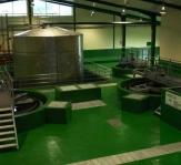 Depuradora de agua residual Bodegas Lan