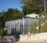 Depuradora de agua reisdual urbana para Castroviejo