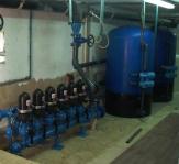 Estación de tratamiento de agua potable para Marcilla
