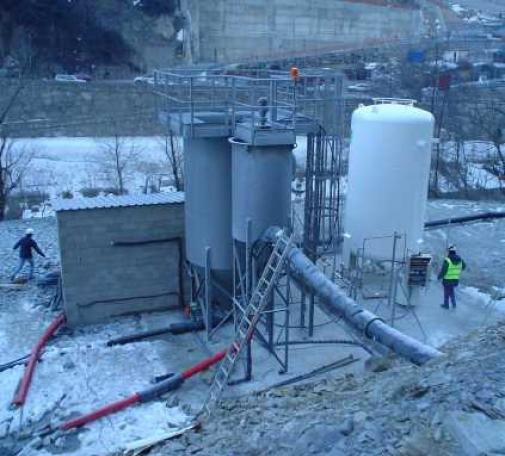 Depuradora agua residual industrial