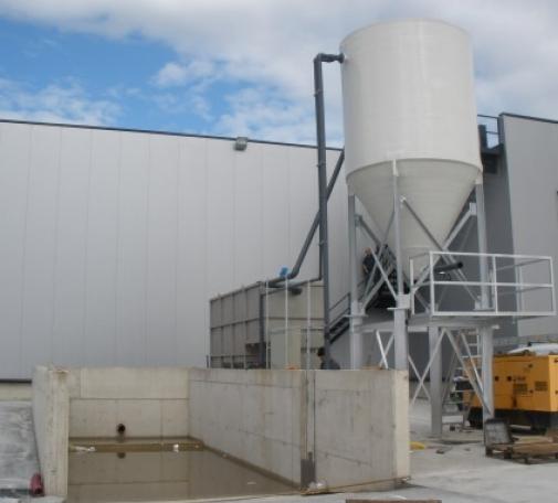 Depuradora agua residual