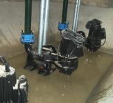 Desbaste, tamizado y bombeo de agua residual