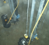 Bombeo agua residual