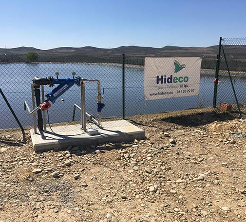 Depuración de agua industrial